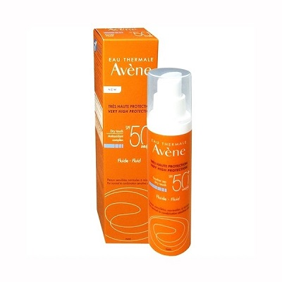 Avene Very High Protection Fluid SPF50+ - Kem chống nắng