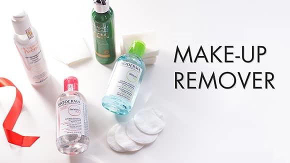 Cách chọn sản phẩm tẩy trang cho từng loại da giúp tẩy sạch mọi vết bám, ngăn ngừa mụn